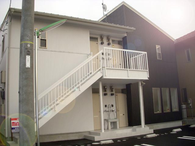 守山市 ペット同居型賃貸住宅(4戸)